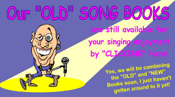 Old SONG BOOKS PDF
